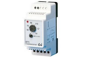 Termostat protecție ETI